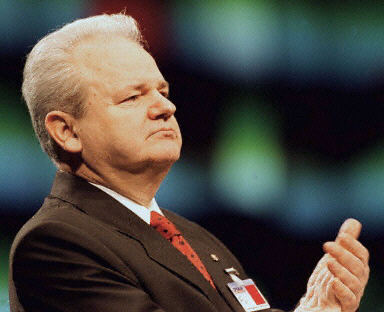 slobodan milosevic essay I wouldn't mind if they needed to take [yugoslav president slobodan milosevic] out, said chris walter, 23, a college student living in chagrin falls, ohio.