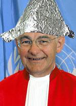 Presiding Judge Iain Bonomy